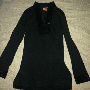 Grayish Black Sweater